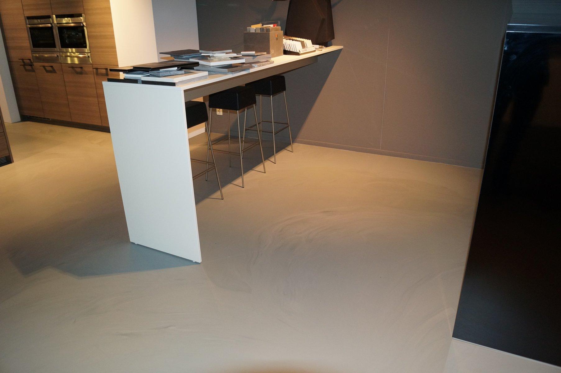 Kunststof betonlook u2014 terazzo en vloerenbedrijf traas heinkenszand