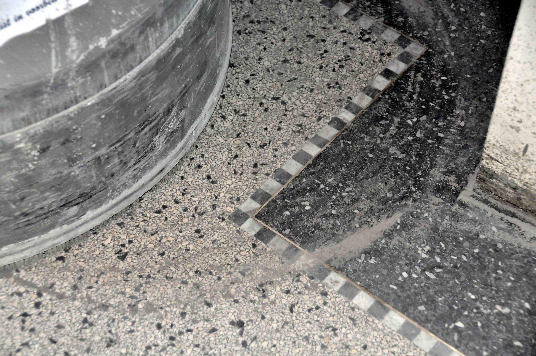 Granito Vloer Opknappen  Interesting Granito Vloer Opknappen With Granito Vloer Opknappen  Best